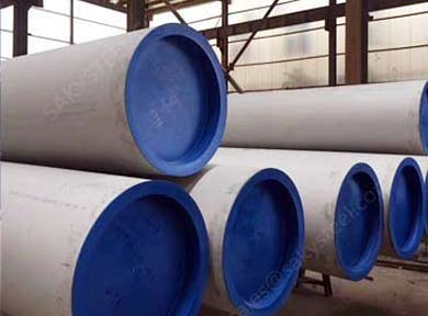 ASTM A312 SS 316 Welded Pipes