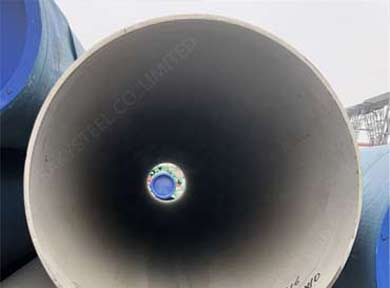 A312 TP 316L SS EFW Pipe