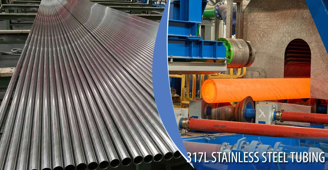 317L Stainless Steel Tubing