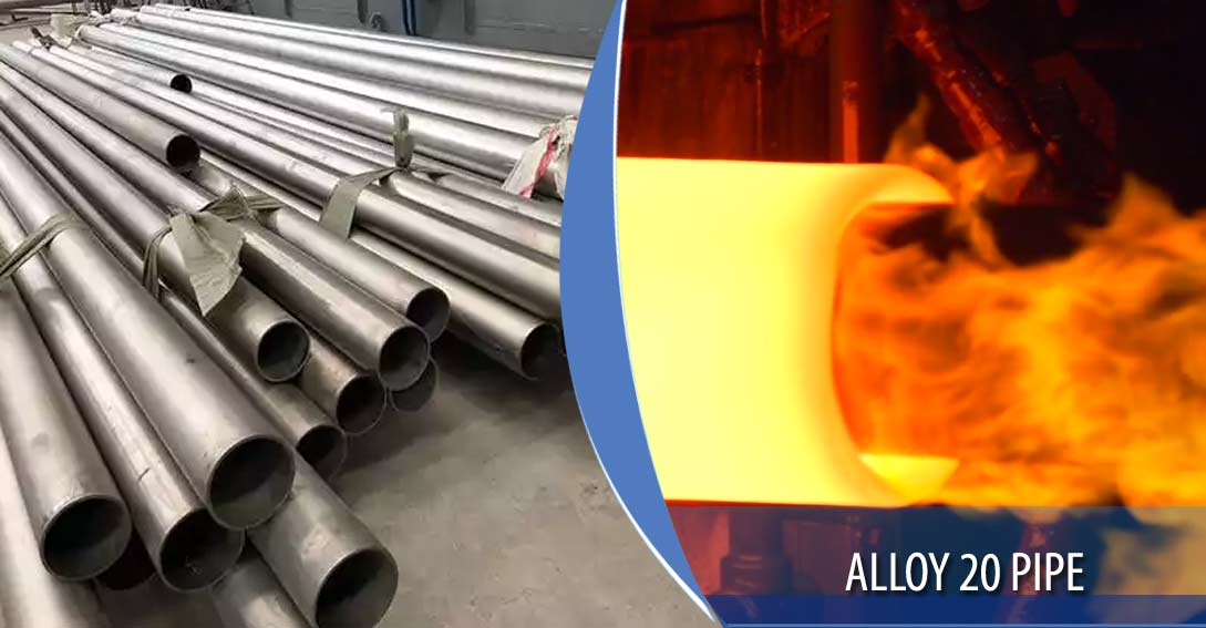 ASTM B729 UNS N08020 Alloy 20 Pipe