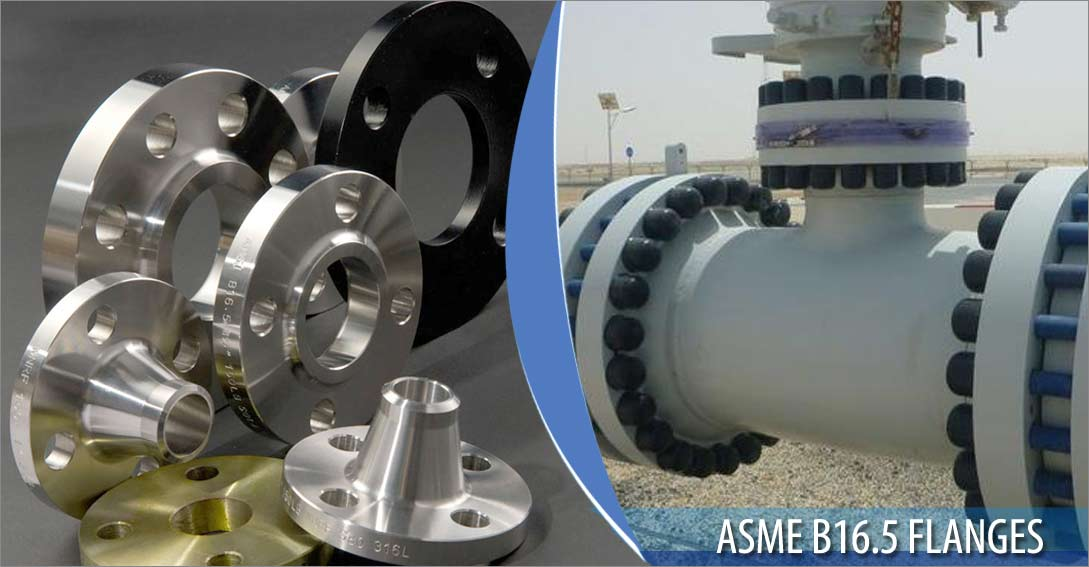 ASME B16.5 Flanges