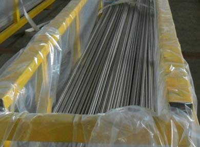 Stainless Steel 316 Seamless Tube with CDS finish