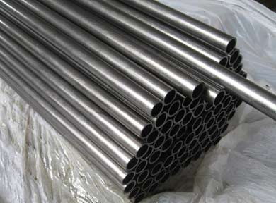 316L Stainless Steel Round Tube