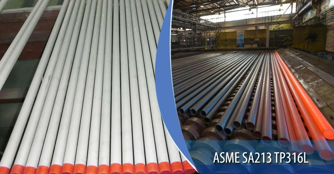 ASME SA213 TP 316L Stainless Steel Tube