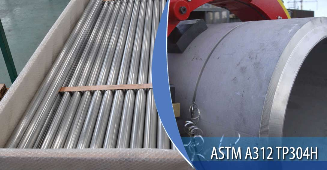 ASTM A312 TP304H Stainless Steel Pipe