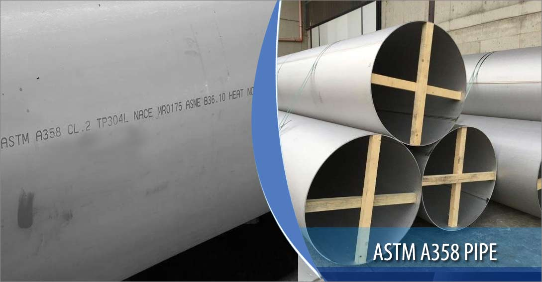 ASTM A358 TP316L Class 1 Stainless Steel EFW Pipe