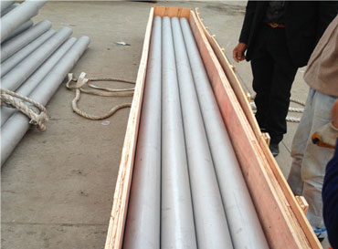 ASME SA 789 UNS 31260 Welded Pipe