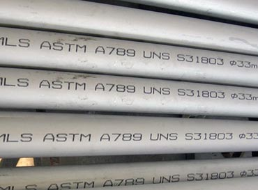 ASTM A789 UNS S31803 Seamless Tubing