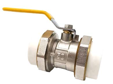 Brass BS - 218 Compression Ball Valves