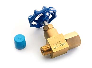 ASTM B135 Brass Low-Pressure Needle Valves