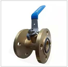 Gas Approved EN331 Flanged PN16 Ball Valve