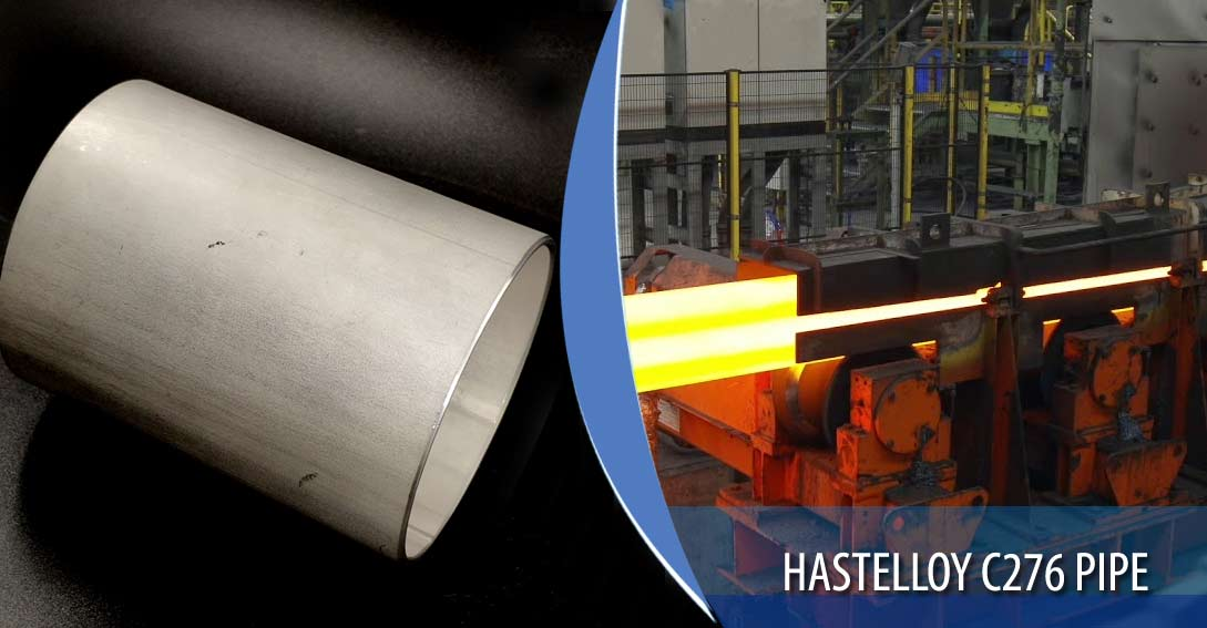 ASTM B622 UNS N10276 Hastelloy C276 Pipe