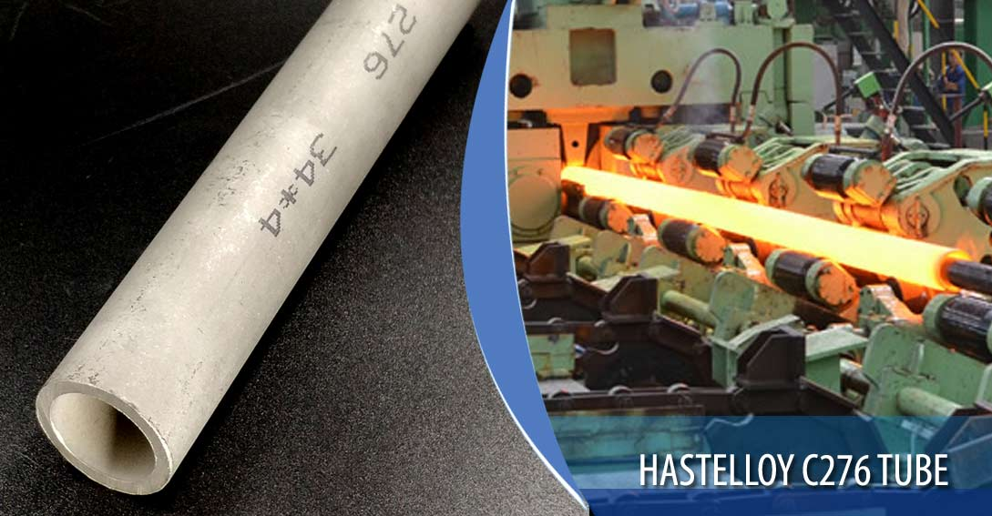 Hastelloy C276 tube suppliers