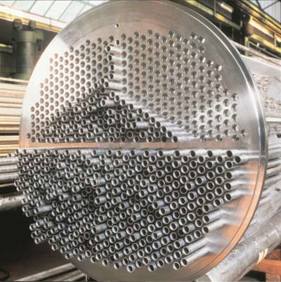 Stainless Steel Piping Materials