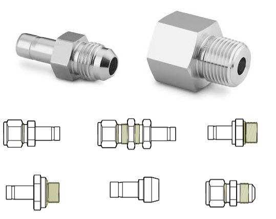 Incoloy 825 Alloy Port Connector