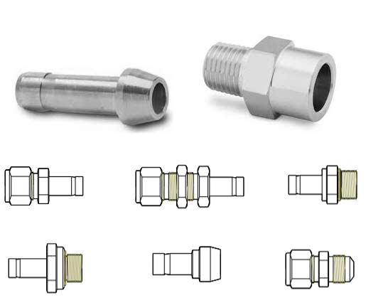 Alloy 625 UNS N06625 Port Connector