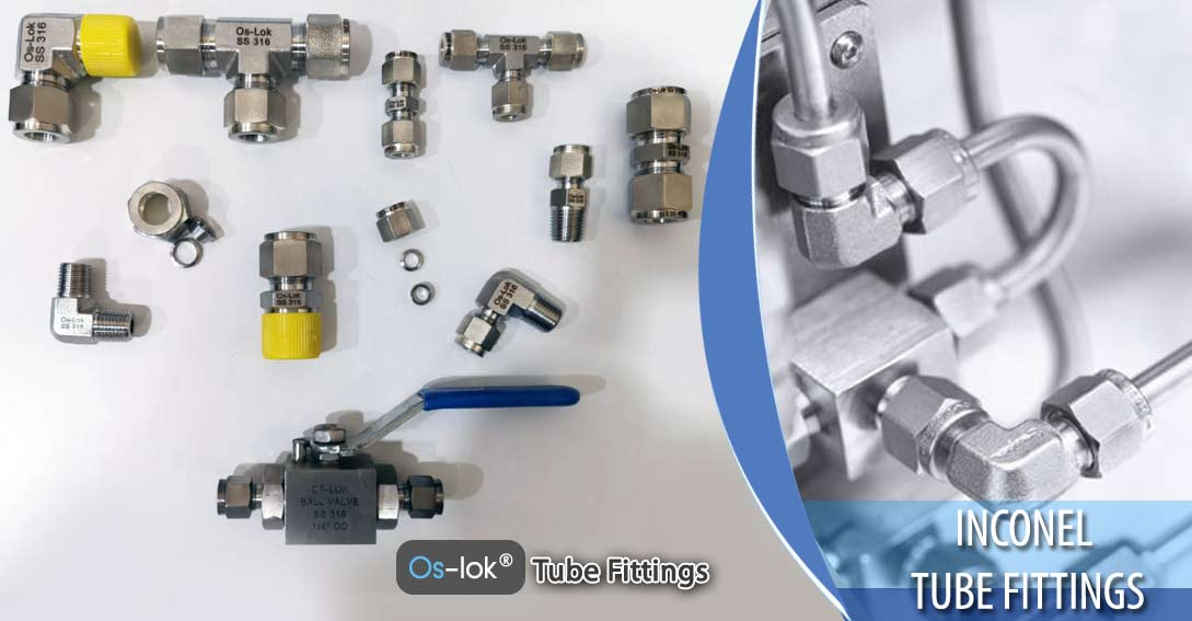 Inconel Tube Fittings