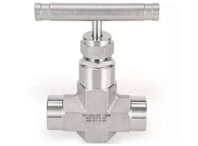 ASTM A182 F304 Stainless Steel Instrumentation Ball Valves