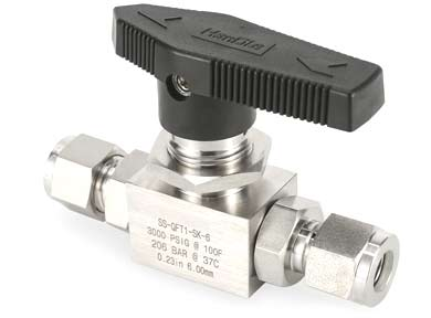 ASTM A351 CF8 Stainless Steel Compression Ball Valves
