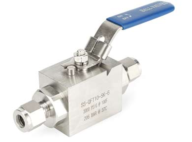 Stainless Steel ASTM A351 CF8 Flow Control Ball Valves