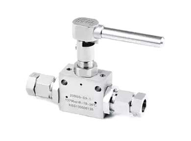 ASTM A276 Stainless Steel 316 Hydraulic Valves