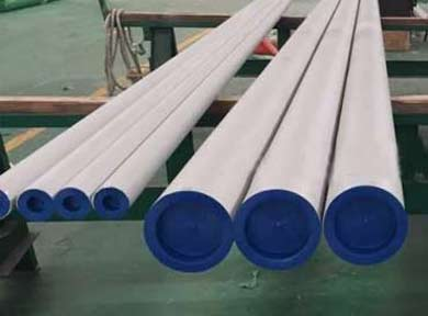 SS 410 Seamless Pipe