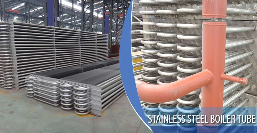 Stainless Steel Boiler Tube manufacturer in India