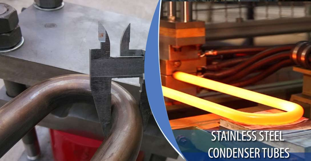 Stainless Steel Condenser Tubes