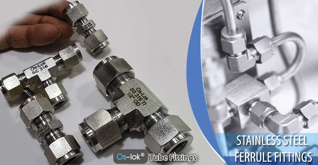 Stainless Steel Ferrule Fittings manufacturers in India
