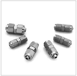3 way compression tube fitting