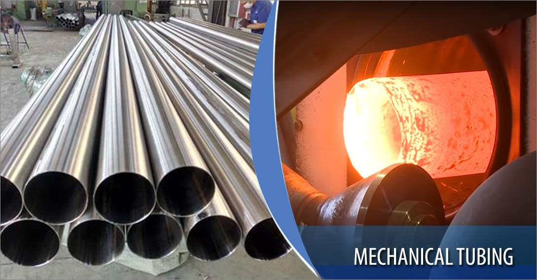 Seamless Mechanical Tubing manufacturer in India